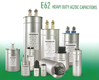 E62 - Cheavy Duty AC/DC Capacitors