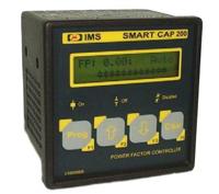 SMART CAP 200 - Controlador de Fator de Potência - Baixa Tensão